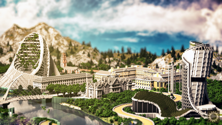 Meet 'Minecraft' Builders Who Craft Impossibly Detailed Virtual Worlds