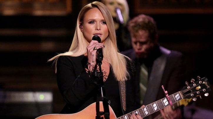 See Miranda Lambert's Emotional 'Pushin' Time' on Adoption Special