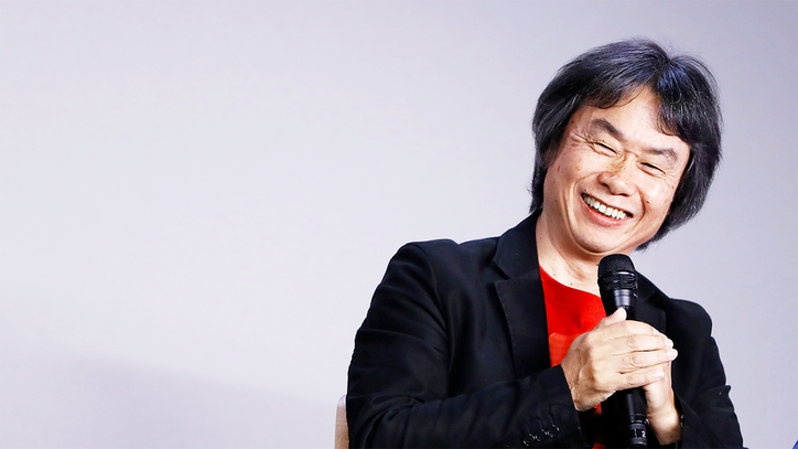 Shigeru Miyamoto on Mario, 'Minecraft' and Working With Apple
