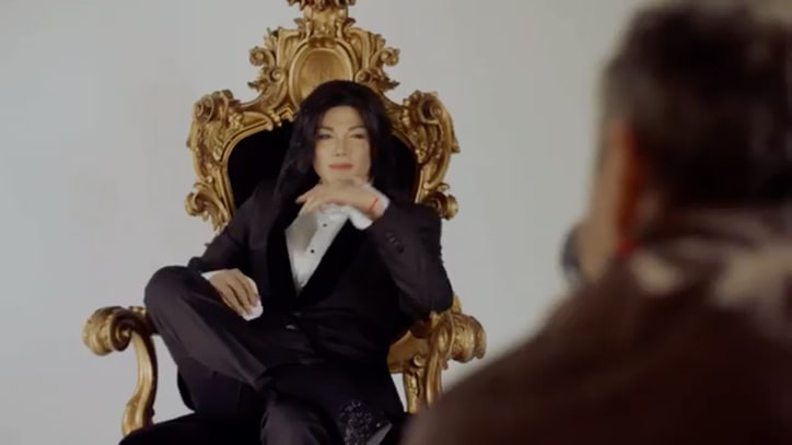 Watch First Trailer for Lifetime's Michael Jackson Biopic 'Searching for Neverland'