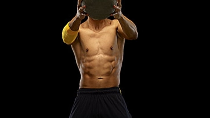 The Medicine Ball Workout: Old School Strength That Works