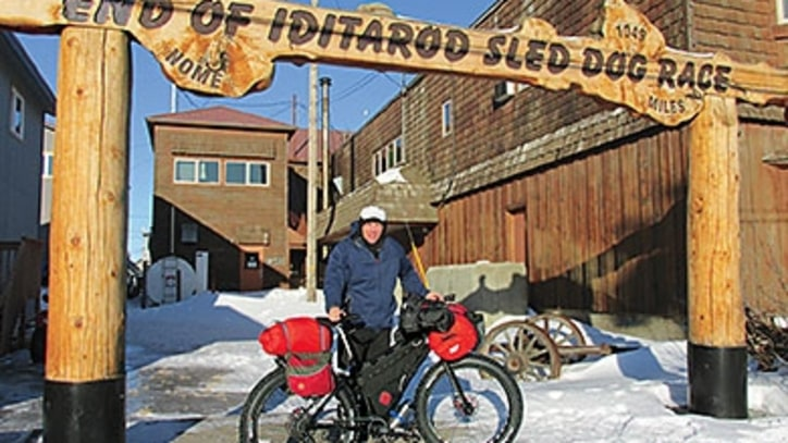 Biking Alaska's 1,000-Mile Iditarod Trail In 10 Days