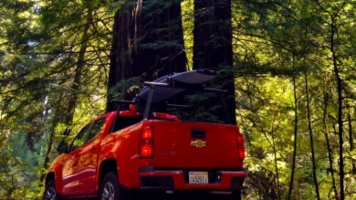 1,500 Miles, Off-Road and On, with the 2015 Chevy Colorado Truck
