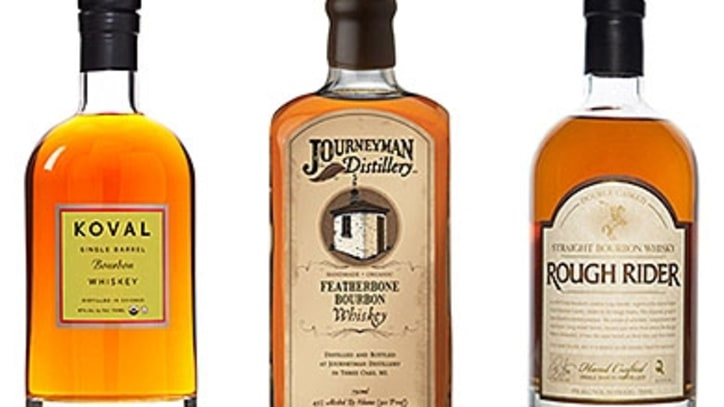 10 Great Bourbons Distilled Outside of Kentucky