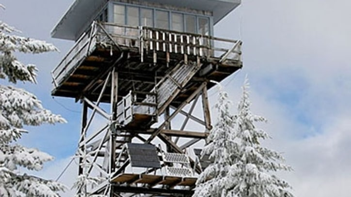 11 Historic Fire Towers You Can Rent