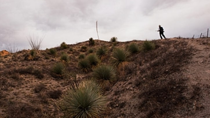 The U.S.-Mexico Border's 150 Miles of Hell