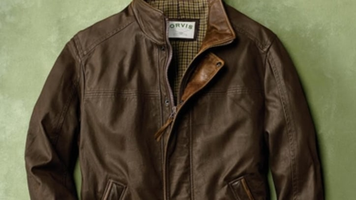 3 Leather Field Jackets Fit for The Rough Riders
