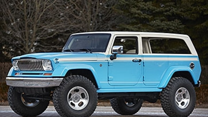 The Future of Jeep: 7 Rugged New Concept Cars