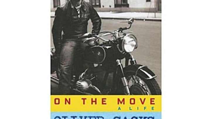 8 Things We Learn from Oliver Sacks's Memoir, 'On the Move'