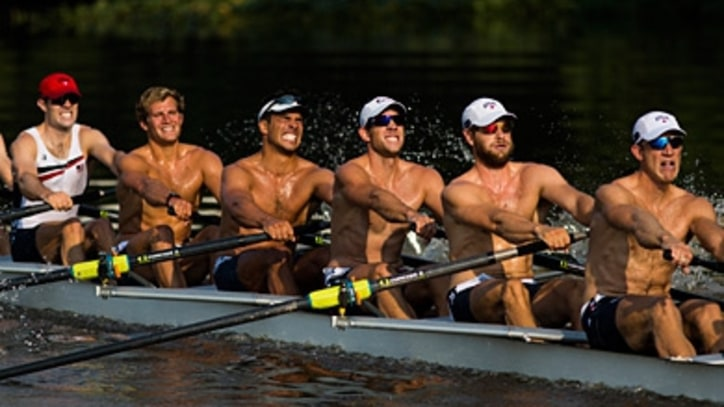 Rowing Tips of the Olympians