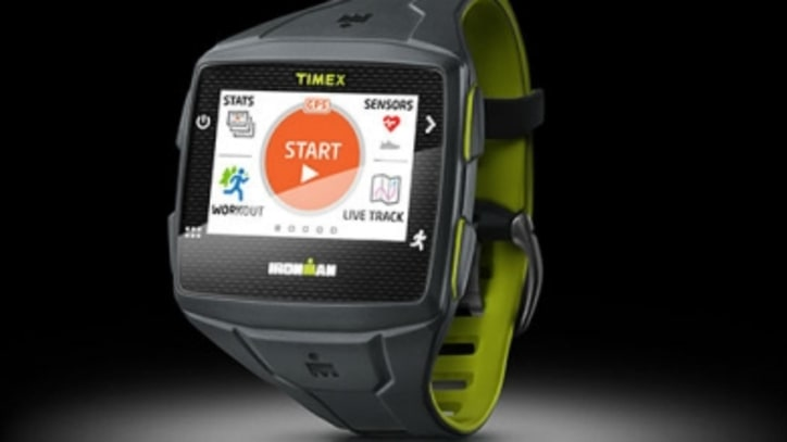 A Better Watch for Fitness Geeks
