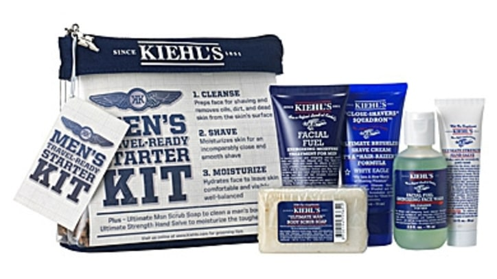 A Classic Kiehl's Combo