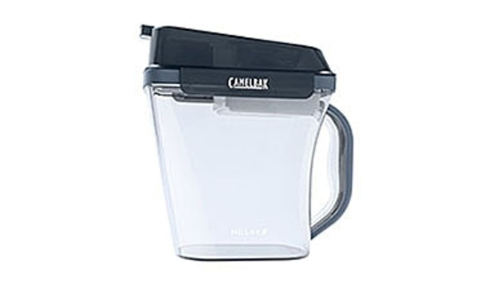A Faster-Filling Water Pitcher