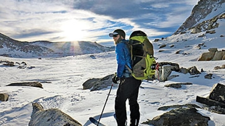Record Book: The First Winter Crossing of the Pacific Crest Trail