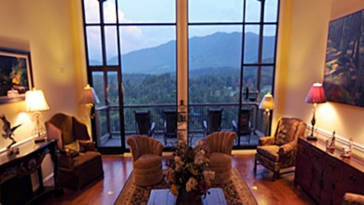 A Great Smoky Mountain Hideaway