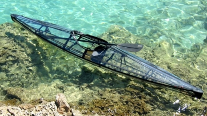 A Kayak Fit for the Museum of Modern Art