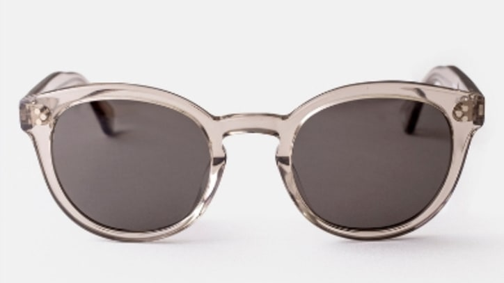 A Modern Take on Round Sunglasses