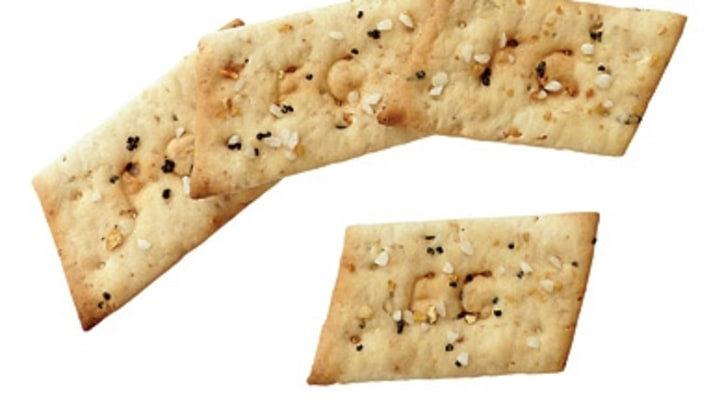 A More Healthful Cracker