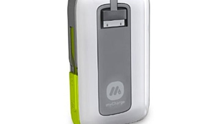 A Powerhouse Portable Battery Pack