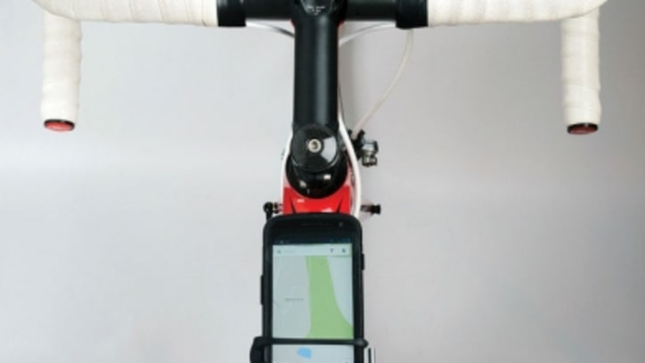 A Tough Universal Phone Mount for Bikes