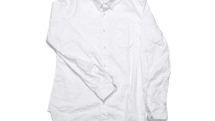A Truly 100 Percent Cotton Shirt