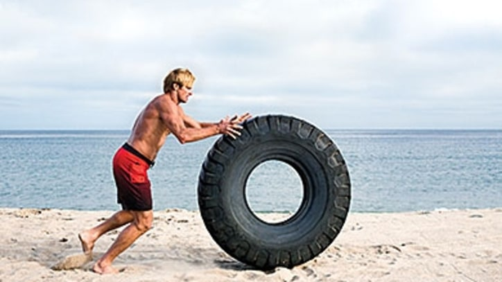 Laird Hamilton's Four-Week Plan for Crushing an Obstacle Race