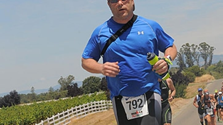 How Actor Sean Astin Is Training for His First Ironman