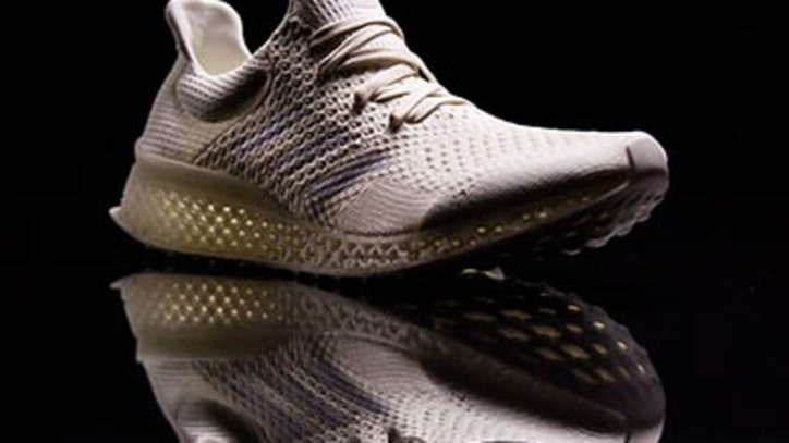 Adidas's Plan to Print You Custom Running Shoes