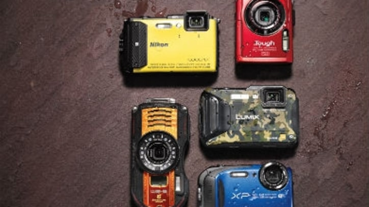 Rugged Cameras Ready for Any Adventure