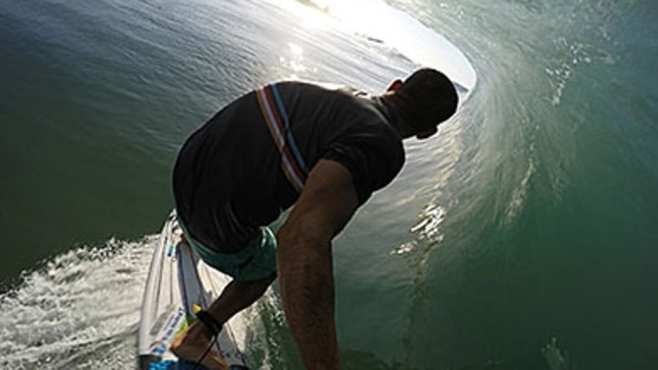 Adventurers of Instagram: Surfer Kamalei Alexander