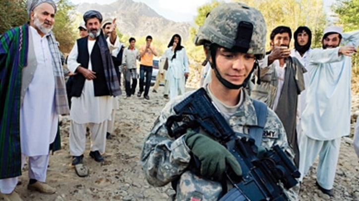 Afghanistan: The New War for Hearts and Minds