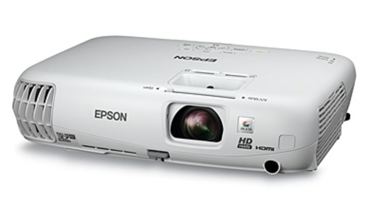 An Affordable HD Projector