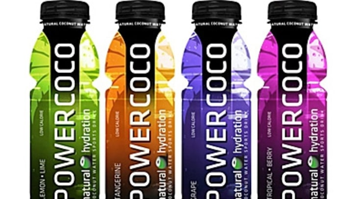 A Sports Drink That's Totally 'Melo
