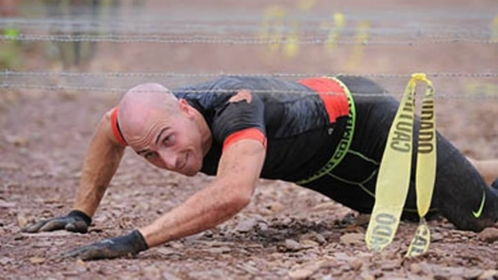 Are You Fit Enough to Win A Spartan Race? Test Yourself