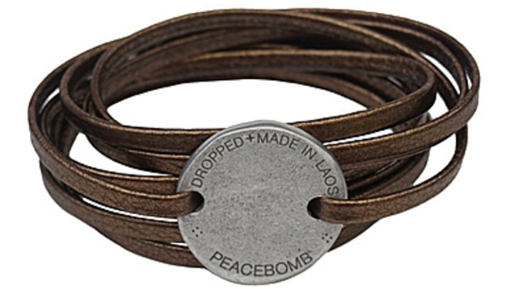 Making Vietnam War Bombs Into Bracelets