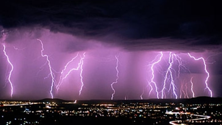 Your Chances of Getting Struck by Lightning Are on the Rise