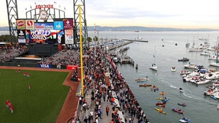 Baseball From the Bay