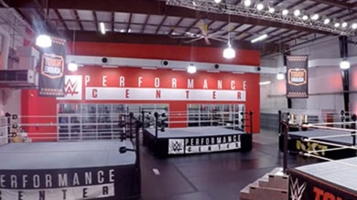 The World's Most Extreme Gym? Behind the Scenes of the WWE Performance Center