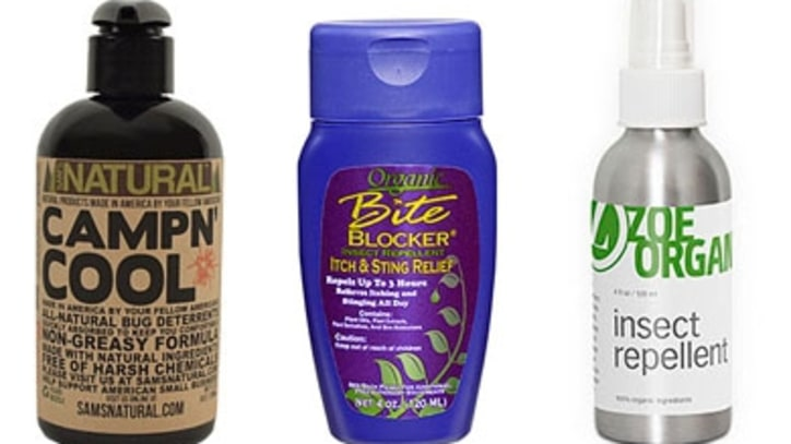 Best Chemical-Free Insect Repellents