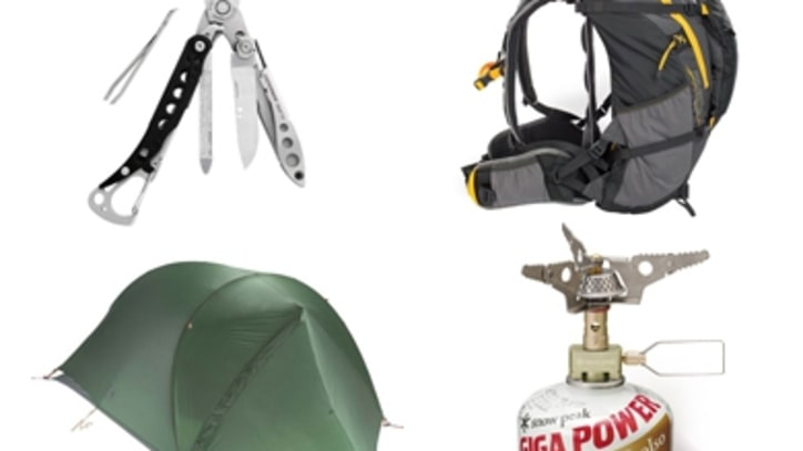 Best Light Backcountry Gear