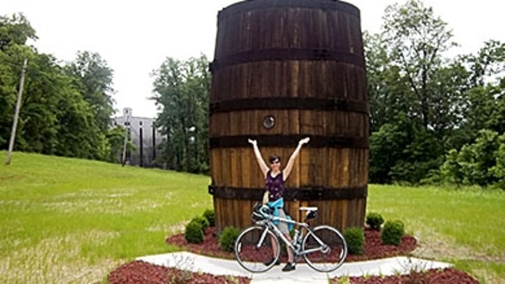 Bike the Kentucky Bourbon Trail