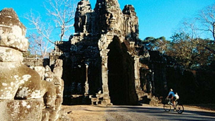 The Angkor Wat Bike Tour