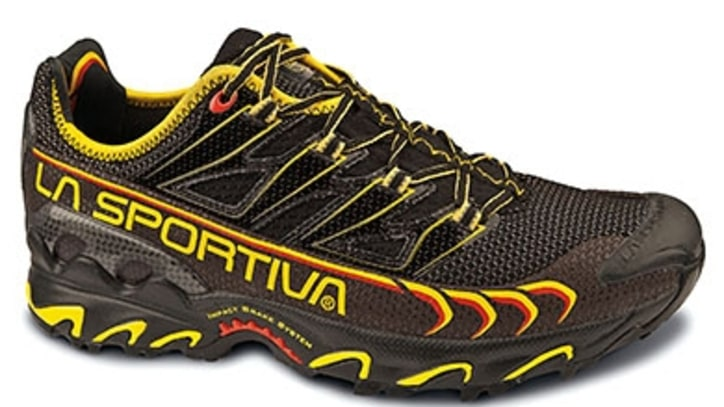 Trail Running Shoes That Really Brake
