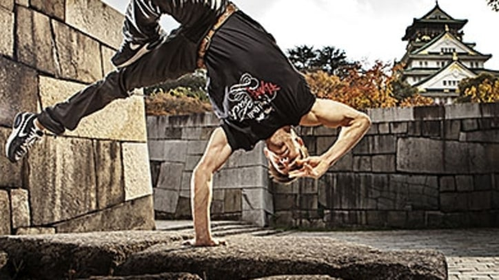 The Breakdancer's Ab Workout