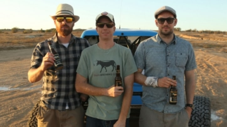 Brew Dogs Explore the Mexican Craft Beer Scene, Do Peyote