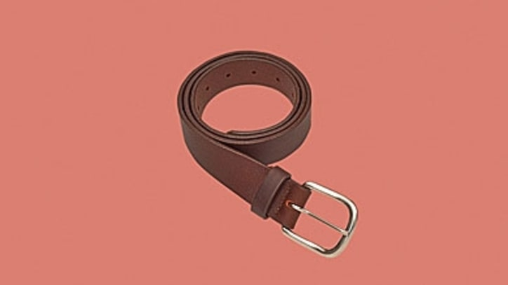 Buck Mason 30-Year Belt: Style Gift Guide
