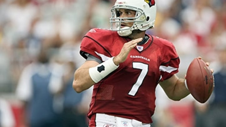 Can Matt Leinart Save the NFL?