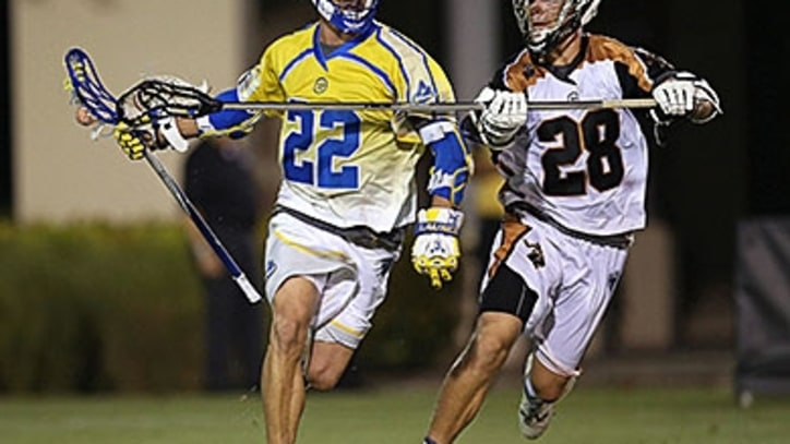 How 39-Year-Old Lacrosse Star Casey Powell Stays In Shape
