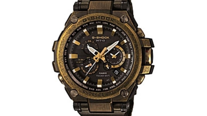 Shock and Awe: Casio's Rugged Adventure Watch Grows Up