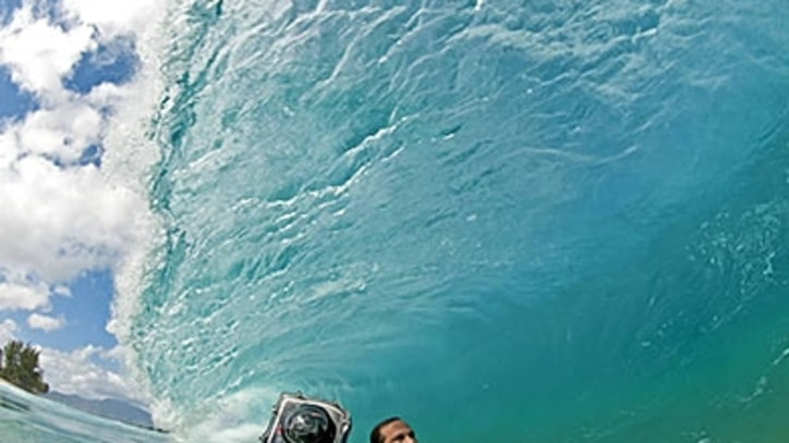 Looking Down the Barrel with Surf Photographer Clark Little